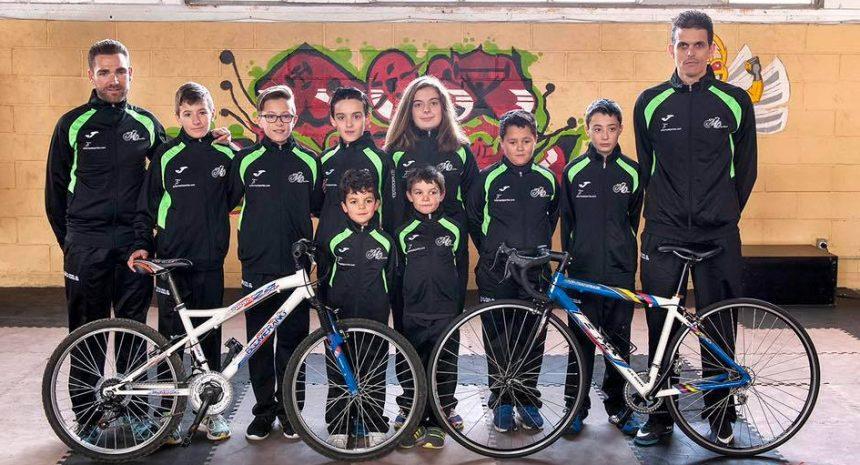 Escuela de ciclismo