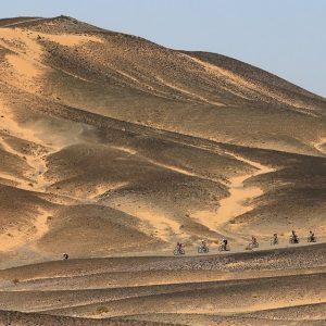 Titan Desert 2018: Moises Dueñas