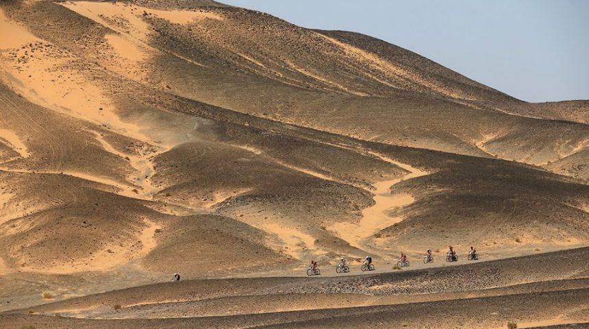 4º Etapa «maratón» de la Titan Desert