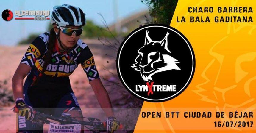 Charo Barrera del IEDES Centauro Bikes participara en II OPEN BTT CIUDAD DE BÉJAR 2017