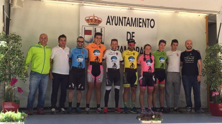 Moisés se ha proclamado Campeón de Castilla y león XC y ganador final del Open Btt CyL XC