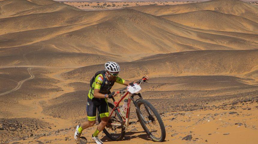 Etapa 4° Titan Desert By Garmin Rissani-Merzogua 95km