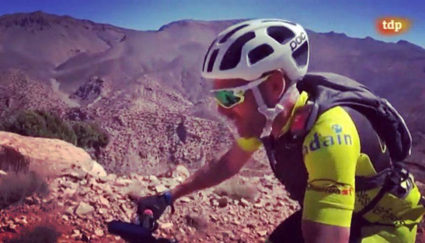 2°  etapa de la Titan Desert By Garmin Boumalde Dades-Alnif