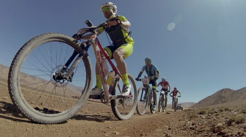 Titan Desert By Garmin finalizada en 7° posición en la clasificación general y primero en categoría Adventur (sin asistencia mecánica ni fisioterapeuta)