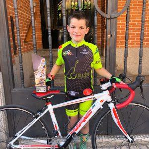 Ayer participamos en el III Trofeo Bicimarket, en Salamanca