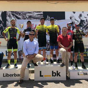 La primera edición de la Béjar Candelario Bike Rac