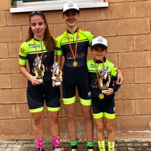Natalia Ovejero y David Martín repiten victoria en Villalbilla de Burgos