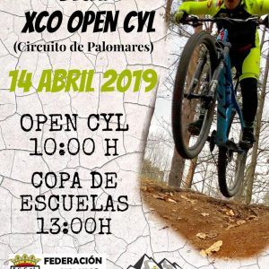 Horarios Open BTT XCO CyL y Copa de Escuelas
