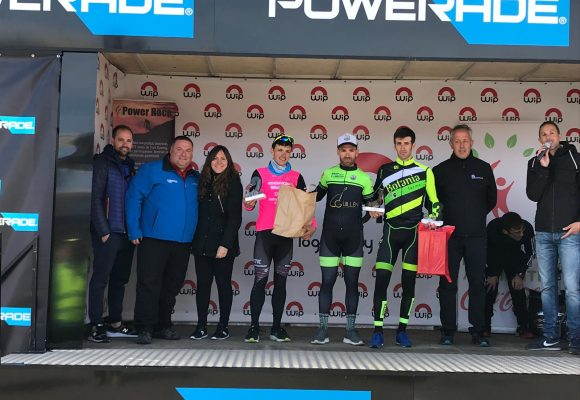 Moisés Dueñas gana la Power Race León