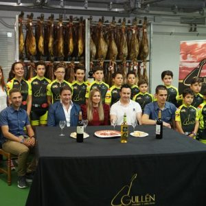 El Ibéricos Guillén y la Escuela de Ciclismo Bejarana separan sus caminos en 2020.