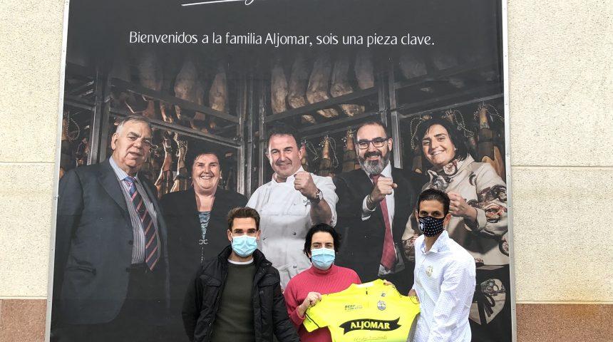 JAMONES ALJOMAR SEGUIRÁ DANDO NOMBRE A LA ESCUELA DE CICLISMO MD EN 2021