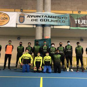 Los equipos de guijuelo cadete y junior comienzan nueva temporada