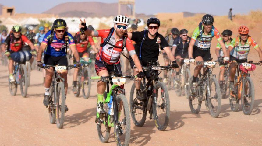 El BeSoccer Team, a la Titan Desert con Moisés Dueñas